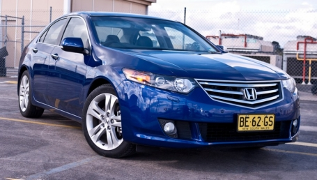 sell my car – honda accord blue