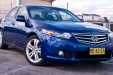 sell my car - honda accord blue