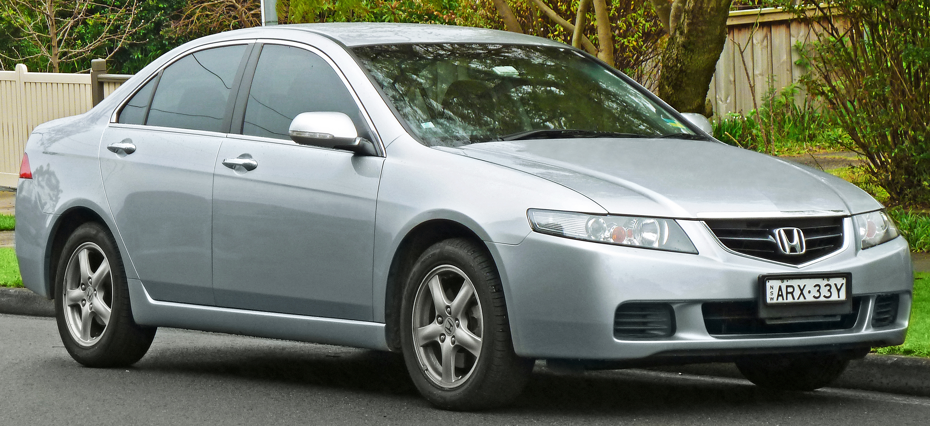 sell my car – honda accord silver