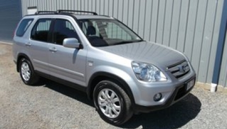sell my car – honda crv silver