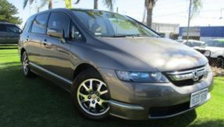 sell my car – honda odyssey gold