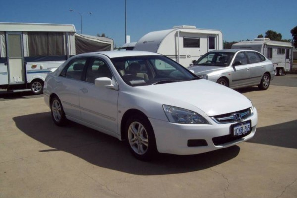 sell my car - honday accord white