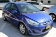sell my car - hyundai accent blue
