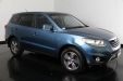 sell my car - hyundai santa fe blue