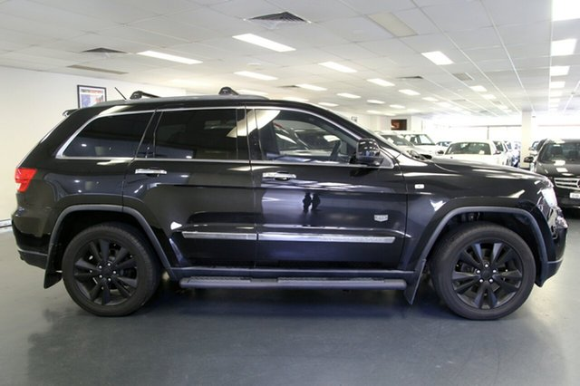 sell my car - jeep grand cherokee black