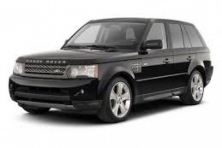 sell my car land rover range rover black