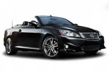 sell my car – lexus black conv