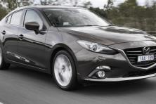 sell my car – mazda 3 maxx grey
