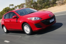 sell my car – mazda 3 red