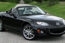 sell my car – mazda mx5 black
