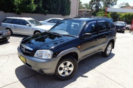sell my car – mazda tribute black