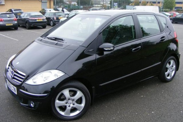 sell my car mercedes a200 black