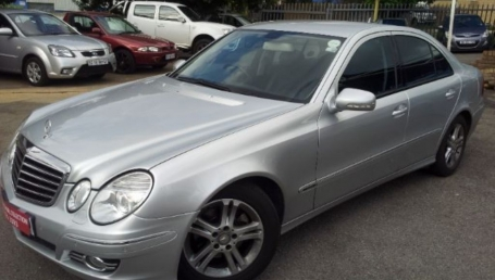 sell my car – mercedes benz e220