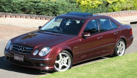 sell my car – mercedes benz maroon