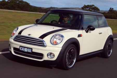 sell my car – mini cooper cream
