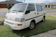 sell my car - mitsibishi express white