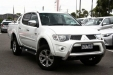 sell my car - mitsubishi triton whte