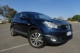 sell my car - nissan dualis blue