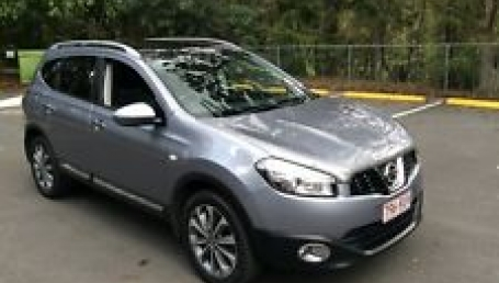 sell my car – nissan dualis grey