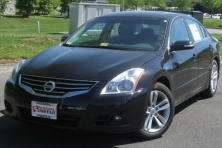 sell my car – nissan maxima black