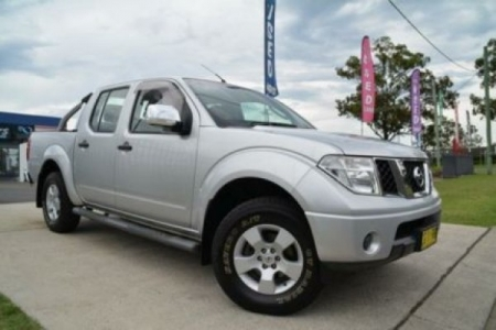 sell my car nissan navara silver