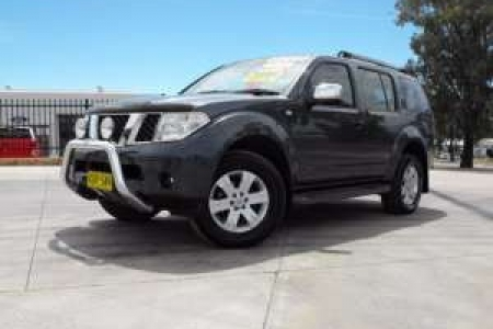 sell my car – nissan pathfinder black