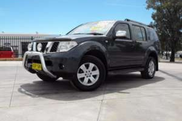 sell my car - nissan pathfinder black