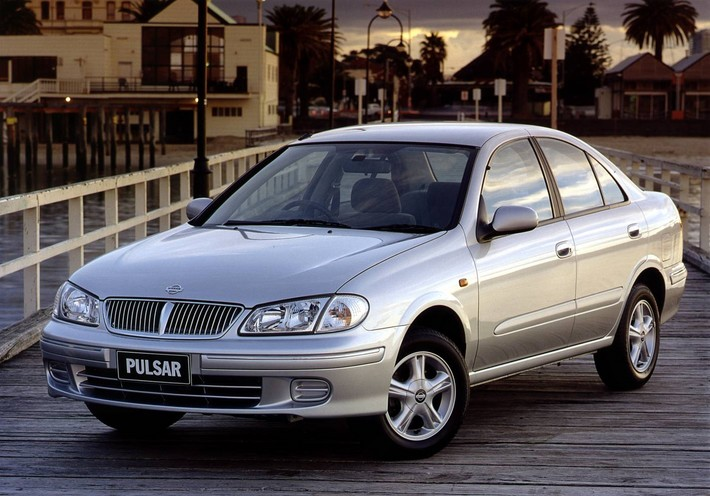 sell my car nissan pulsar