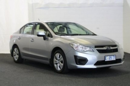 sell my car subaru impreza silver
