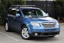 sell my car – subaru tribeca blue