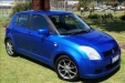 sell my car - suzuki swift blue