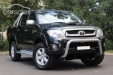 sell my car  - toyota hilux black