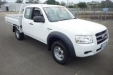 sell my car - ford ranger white