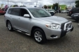 sell my car - toyota kluger  grey