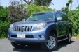 sell my car - toyota land cruiser blue