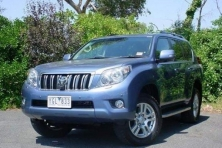 sell my car – toyota land cruiser blue
