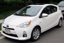 sell my car toyota prius white