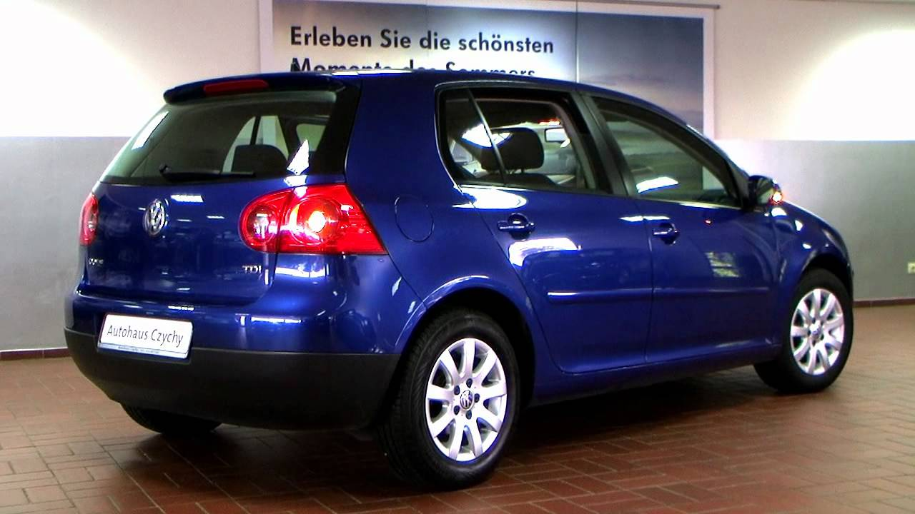 sell my car – volkswagon golf blue
