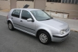 sell my car - volkswagon golf silver