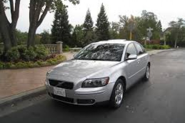 sell my car - volvo silver