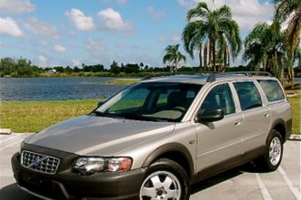 sell my car - volvo xc90 champagne