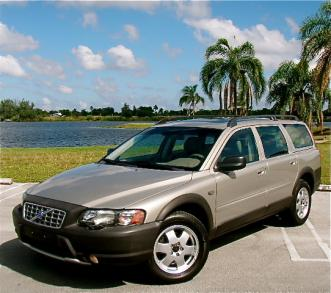 sell my car – volvo xc90 champagne