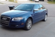 sell my car - audi blue
