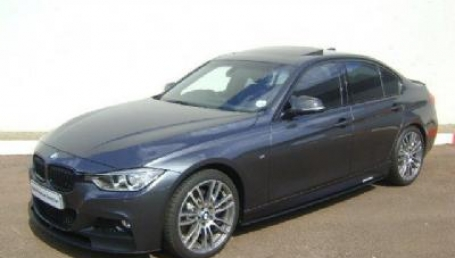 sell my car – bmw 320i black