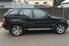 sell my car – bmw black