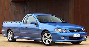 sell my car – ford falcon blue