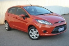 sell my car – ford fiesta orange