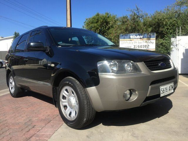 sell my car – ford territory black