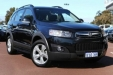 sell my car - holden captiva black