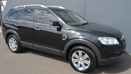 sell my car – holden captiva black
